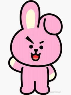 BT21 Cooky ~ de PrincessHojoon