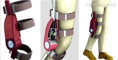 Marsi Bionics: Exoesqueleto made in Spain permite andar a niños con tetraplejias o enfermedades neurodegenerativas. #innovacion #eHealth #eSalud