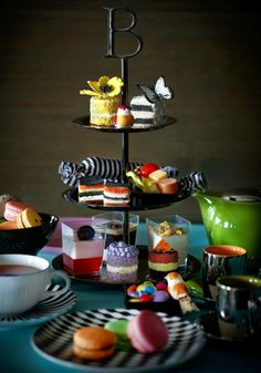 Afternoon Tea with a Difference by C'est la B