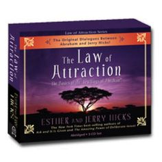 The Law of Attraction 5 Audio CD Set