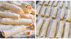 Krehučké tyčinky z kyslej smotany BEZ vajec: Fantasticky chutné a rýchle pečivo ku kávičke, dlho vydržia! Hot Dogs, Ale, Biscuits, Ethnic Recipes, Food, Basket, Cookies, Meal, Ale Beer