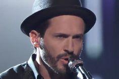 Tony on The Voice