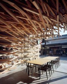 "A Tokyo, uno Starbucks ""Zen"""