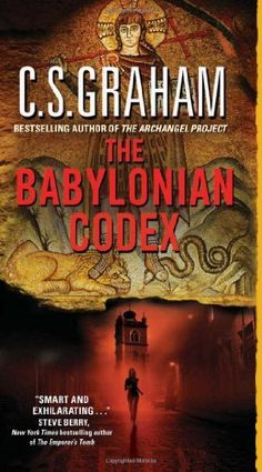 The Babylonian Codex by C.S. Graham, http://www.amazon.com/dp/006168936X/ref=cm_sw_r_pi_dp_HrgFrb1CAYWAG