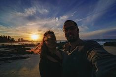 #Sunset #SnapperRocks #GoldCoast #Australia #Rocks #Beach #Nature #VisitGoldCoast #IGWorldClub by jokmau