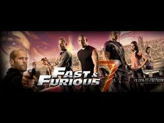 ▶ Fast & Furious 7 Official Trailer - YouTube