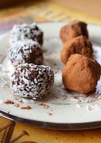 Life is Art: Coconut Milk Chocolate Truffles (Paleo)