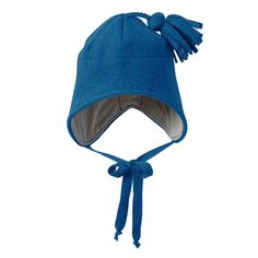 Organically Baby - Organic Boiled Wool Hat in Blue from Disana -  Made in Germany, $40.00 (http://www.organicallybaby.com/organic-boiled-wool-hat-in-blue-from-disana-made-in-germany/)