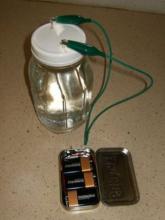 How to Make a Colloid Silver Generator