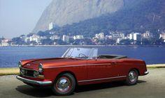 1963 #Peugeot 404 cabriolet