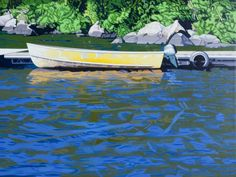 """The oil paintings of Luther Pokrant are featured at Mayberry Fine Art's Winnipeg Square Display space for March of (image: """"Lund At Lake Brereton"""" by Luther Pokrant) A Sea, Canadian Art, Historical Art, Lund, Luther, Wilderness, Wander, Fine Art, Explore"""