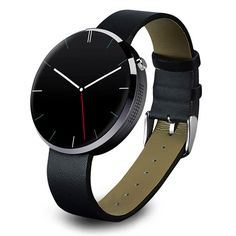 Buyee Dm 360 Waterproof Bluetooth Smart Watch Finger Gestures Voice Control Pedometer Smart Fitness Coach & Tracker Smartwatch for for IOS Apple Iphone Android Samsung 4 HTC (Jazz Black) Apple Iphone, Ios Iphone, Ios Apple, Iphone Mobile, Ios 7, Wearable Device, Wearable Technology, Samsung, Smartphone