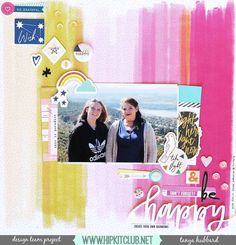 Another of our beautiful sketch inspired layouts to share this pretty layout was created by designer @tanya_hubbard71 using the #april2017 #hipkits!  @hipkitclub #hipkitexclusives #hkcexclusives #exclusives #hipkit #hipkitclub @pinkpaislee #ohmyheart #sketchinspired #sketch @pinkfreshstudio #dreamon #scrapbookkits #scrapbooking #scrapbooklayout #papercrafting #kitclub #scrapbookingkitclub #colors #layers #dimension