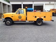 Looking for a used utility truck? Check out this 1997 Ford F-350 Dually Utility Body on Municibid.com! #1997 #Ford #F350 #Dually #Utility #OnlineAuction #Auction #Auctions #ForSale #Dowingtown #PA