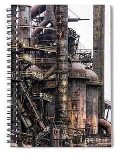 Architecture Photograph - Bethlehem Steel Series by Marcia Lee Jones Abandoned Buildings, Abandoned Places, Bethlehem Steel, Abandoned Factory, 40k Terrain, Industrial Architecture, Old Factory, Industrial Photography, Parks