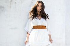 Mode für kurvige Frauen