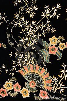 Image of asian, clothing - 3803399 Photo about Image of Indonesian batik sarong pattern. Image of asian, clothing, batik - Textile Patterns, Textile Prints, Textile Design, Print Patterns, Art Prints, Batik Prints, Fake Tattoo, Indonesian Art, Batik Art