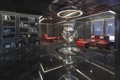 Beauty in Bars – Yu Bar, Marriott Hotel Luwan, Shanghai  http://beachbarbums.com/2014/01/10/photo-of-the-day-asylum-bar-roatan-honduras/