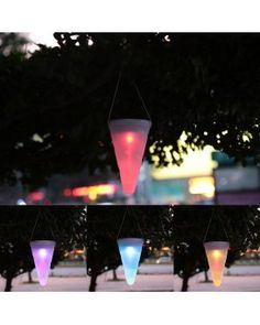 SOLAR LED CONE (COMING SOON)