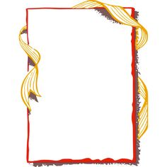 ribbon frame gold red - /page_frames/more_frames/ribbon_edge/ribbon_frame_gold_red. Boarder Designs, Frame Border Design, Page Borders Design, Certificate Background, Wedding Invitation Background, Boarders And Frames, Printable Frames, Wedding Album Design, Borders For Paper