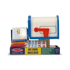 Melissa and Doug My Own Mailbox Set
