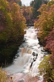 Falls of Clyde New Lanark, so blessed to have beauty so close