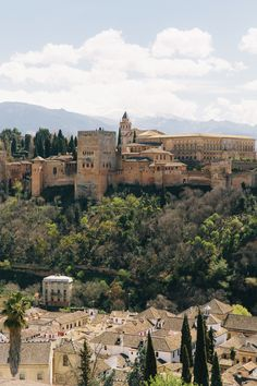 Alhambra, Granada | España