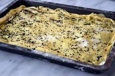 #Zucchini #pie with homemade #filo
