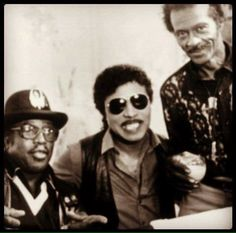 The true pioneers of rock and roll! Bo Diddley, Little Richard and Chuck Berry