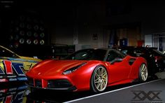 Bochum basec xXx Performance has release details for the Ferrari 488 GTB styling & performance upgrade. Continue reading for full details.