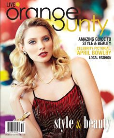 The Stylist Handbook: thePeople: Fashion Styling Actress April Bowlby #FashionStyling
