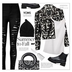 """""""Summer to Fall Layering"""" by meyli-meyli ❤ liked on Polyvore featuring layers, yoins, yoinscollection and loveyoins"""