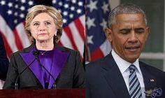 آخر مسعى لأوباما هو حماية هيلاري من…: فَتح البيت الأبيض الباب يوم الاربعاء للكلام عن عفو رئاسي عن وزيرة الخارجية الأميركية السابقة هيلاري…