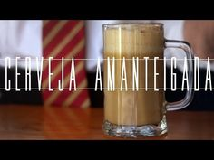 "Comida de Cinema #24 - Cerveja Amanteigada de ""Harry Potter"" - YouTube"