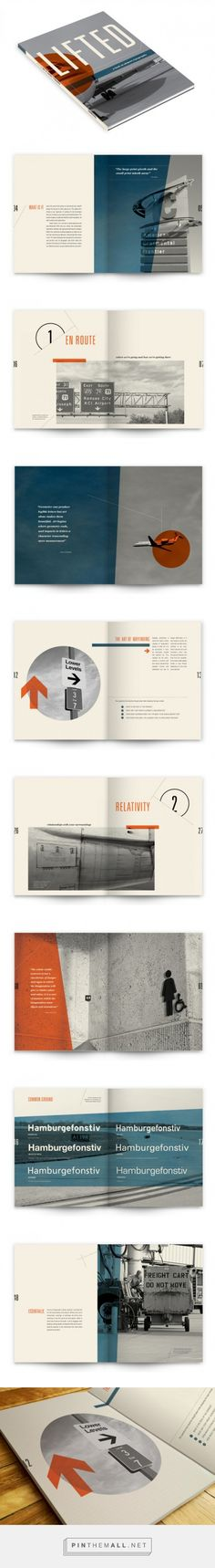 Book Design Inspiration – Lifted: A Look At Airport Typography - created via http://pinthemall.net