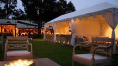 more tent action Garden Lodge, Tent, Wedding Inspiration, Patio, Outdoor Decor, Home Decor, Homemade Home Decor, Yard, Terrace
