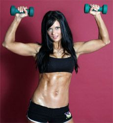 This is a mother of 2! such motivation and inspiration too! :)