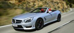 Thors Wagen: Der neue #Mercedes-Benz #SL63 #AMG