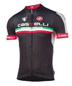 classic Castelli Cycling Jersey - Maggio