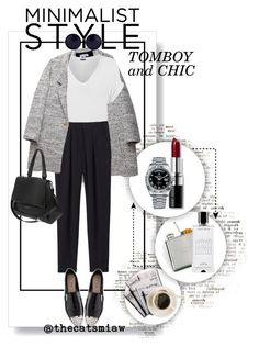 """""""Untitled #186"""" by belleforcible on Polyvore featuring Apiece Apart, WearAll, Rebecca Taylor, The Row, Bobbi Brown Cosmetics, Rolex, Givenchy, Miu Miu and Agonist"""