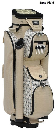 RJ Sports 2016 Boutique Cart Bag by RJ Sports Golf - Ladies Golf Cart Bags