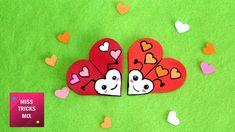 DIY: Easy love bug Bookmark / Easy crafts for kids https://www.youtube.com/attribution_link?a=c_XFpeoUk4w&u=%2Fwatch%3Fv%3DeqDJUTgWfbM%26feature%3Dshare