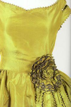Robe de style, Jeanne Lanvin, 1920.