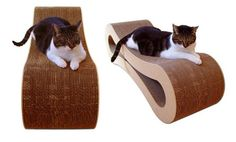 cat scratching post :) My cats would love this to death!