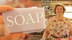 Becky's Beginner Bar Soap Recipe: 3 Simple Ingredients Lye, Lard, & Water