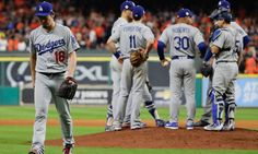 How do Dodgers recover from brutal Game 5 loss? = Explosive. Relentless. Historic. Those are just a few words sure to be thrown around to describe this Houston Astros offense, who ripped the heart out of.....