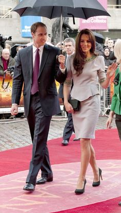 what a pretty dress (& prince)!