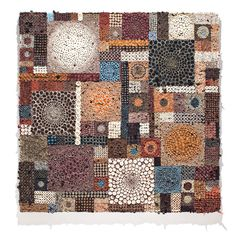"patternprints journal: PAPER PATTERNS IN VERY BEAUTIFUL ""PAPER REEF"" BY AMY EISENFELD GENSER"