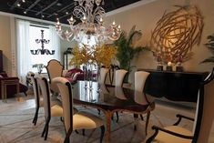 Image result for christopher guy sideboard Dining Room Furniture, Dining Chairs, Dining Table, Christopher Guy, Sideboard, Conference Room, Chandelier, Ceiling Lights, Google Search