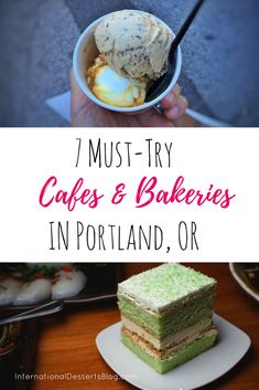 Going to Portland? Looking for great food? Check out my travel guide to the most delicious desserts and treats in the city, as recommended by locals. Perfect for kids and adults! Gluten free, too! Oregon Vacation, Oregon Road Trip, Oregon Travel, Visit Portland, Portland City, Portland Oregon, Travel Portland, Newport Oregon, Fun Desserts